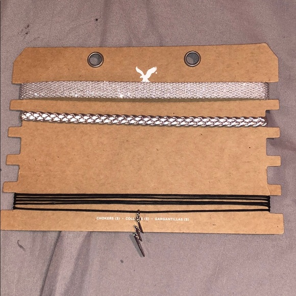 American Eagle Choker necklaces NWT!!!